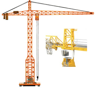 equipment Tower cranes