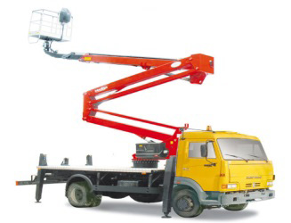 equipment Telescopic Aerial Platform