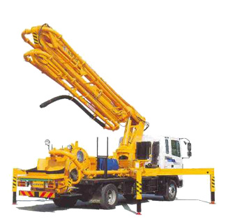 equipment Concrete pumps