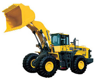 equipment Wheel loaders
