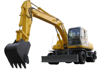 equipment Excavators